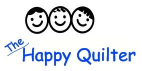 happy quilter